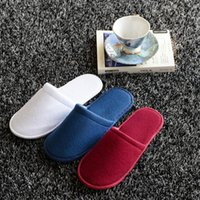 disposable slippers - Disposable slippers Hotels Guesthouse Disposable slippers Home Hospitality Non woven Thick slip Disposable slippers Individually packaged