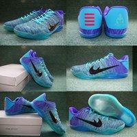 base men shoes - with shoes Box Kobe XI men Basketball Shoes Kobe XI Low Shoes Terminator Detail Base Grey Black Kids shoes