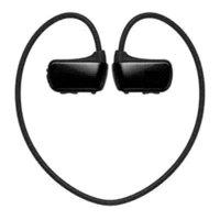 El envío libre W273 se divierte el jugador Mp3 para el receptor de cabeza de sony 8GB NWZ-W273 Auricular corriente del auricular Mp3 del auricular del walkman