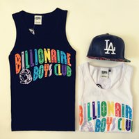 Cheap 2016 New Men Fashion Billionaire Boys Club Tank Top Brand Couple Clothing Stringer Hip Hop BBC Vest Debardeur Musculation Homme