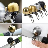 Wholesale 2016 pieces retro Vintage Bicycle Bike Handlebar Bell Ring Cycle Horn Retro Bell New