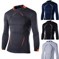 Wholesale 2016 Long Sleeve Cycling Jersey bicycle clothes Anti Bacterial men s outdoor sportswear for spring