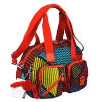 fashion fabric handbags - Classic style Defea exquisite workmanship quality first class handbag