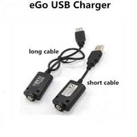 achat en gros de cig électronique x6-Chargeur USB Batterie et Cig Cigarette Mod Cigarette électronique Chargeur USB pour Ego t c Evod Tesla Vision Spinner X6 Snoop