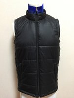 Wholesale Men s Football Autumn Winter Wear Cotton Padded Vest
