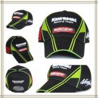 adult kawasaki - 2016 Sport Cap F1 Car Motocycle Racing MOTO GP Kawasaki Ninja Embroidery Baseball Cap Hat