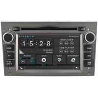 Unidad Witson de DVD GPS del coche de cabeza del jugador de Opel Astra Vectra Zafira combinado con Radio Estéreo Wifi de la ayuda 3G DVR OBD