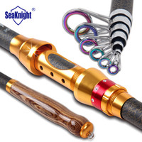 Wholesale High Carbon Ocean Rock Telescopic Fishing Rod Spinning Bamboo Handle Carp Fishing Fiber Pole Stick Super Hard m m m