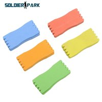 Wholesale 10pcs Fishing Tackle Accessory Winding Plate Panel Board Foam Board CM Length Fishing Rig Trace Holder for Fishing Line order lt no tra