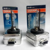 Wholesale Super Bright Headlight Bulbs - 2PCS New Osram D1S 66144 4300K 35W 12V Xenon Bulb Lamp Car Headlight MANY Cars Car Light Source Super Bright