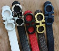 big buckled belts - 2016 hot big large buckle cm cm ferragi belt designer belts men high quality new mens belts luxury