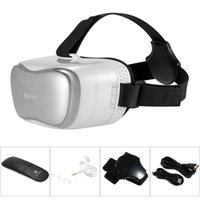 Wholesale Omimo Immersive Virtual Reality VR D Video Glasses Android Octa Core Cortex A7 CPU HDMI WiFi Bluetooth Display Imax Eyewear V1629