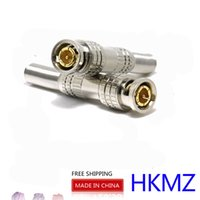 Wholesale 5pcs BNC Male Connector for RG Coaxical Cable CCTV BNC connector factory price