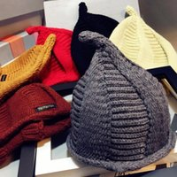 Wholesale Baby Girls Hats autumn winter Baby Kids Infant Toddler Children Beanie Hat Baby Boys Hats Warm Winter Boys Girls Cap Children Accessories