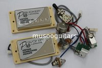 Wholesale Epi probucker N and B pickups with pro wiring harness pots w way switches
