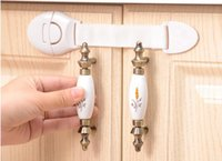Wholesale Child Lock Protection Of Children Locking Doors For Children s Safety Kids Safety Plastic Lock For Child