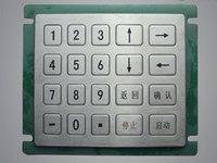 access special keys - Industrial metal keyboard MD20 key self service access control industrial machine building machine special industry custom