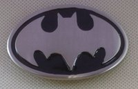 batman brush - Batman Nickle Brushed Superhero Belt Buckle