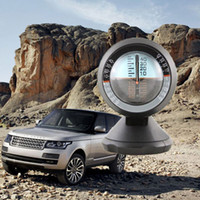 automotive compass - Car automotive grade compass altimeter compass car Level counting instrument slope ree shipping CHU