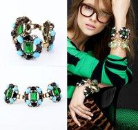 ancient emerald - Jewelry Emerald luxury bracelet restoring ancient ways Women Bracelet