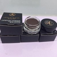 Wholesale 2016 Newest Anastasia Beverly Hills DIPBROW Pomade Medium Brown Waterproof Eyebrow g high quality dropshipping