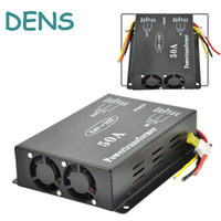 dc converter 24v 12v - DC Buck Module V to V A W DC DC Step Down Converter Voltage Regulator Car Power Supply