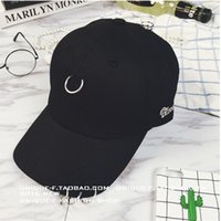 baseball hat pins - Bigbang GD Same Style Baseball Cap Fashional Peaked Cap for Sale Pin Hat Hat Adjustable Cap