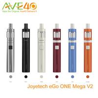 battery metal news - Joyetech eGo ONE Mega V2 Launching News with MAH Battery ml Joye eGo ONE Mega v2 Atomizer VS ego aio kit gs ego II mah ijust