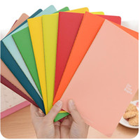Wholesale agenda planner Sheets Diary notepad students travel journal line soft copybooks cmx18 cm South Korea stationery