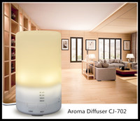 Wholesale Mini USB Aroma Diffuser CJ Ultrasonic Humidifier by Afen ml Essential Oil Aromatherapy Diffusers Dome Silent