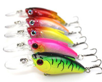 Wholesale 5Pcs Crazy wobbler bait Vibrating Crankbait cm g Swim Lure Minnow Bait Jigging Fishing Tackle