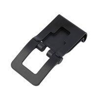 Nueva Negro Clip TV Soporte ajustable del sostenedor del soporte del montaje para Sony Playstation 3 PS3 Move Controller cámara del ojo al por mayor