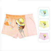Wholesale New Fashion kids Panties Cotton Cartoon Children Underwear Breathable and Antibacterial Kids Underwear