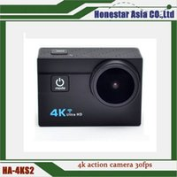 Wholesale Ultra K Sports camera Full HD P fps action camera wifi dvr cameras recorder waterproof M