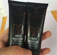 Wholesale 2016 Anastasia BB Cream Nude Face Makeup Concealer White isolation Foundation Liquid flawless perfectly clerr BB cream e ml xh