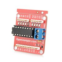Cheap NEW HOt RED ULN2803 Stepper Motor Driver Module for Arduino (Works with Official Arduino Boards) DC +5V
