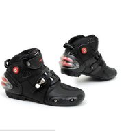 Wholesale new model high quality leather motorcycle boots professional SPEED Racing Boots Motorcross Boots Motorbike boots