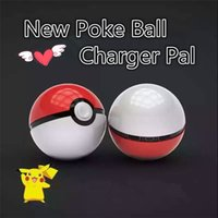 battery charger project - Poke Ball Power Bank mah rd Generation Poke Cartoon Phone Charger External Battery With Led Light Project B0550