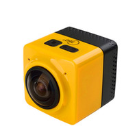 android images - CUBE360 Mini Sports Action Camera P HD degree Panoramic VR Camera with WiFi Mini Camcorder For Iphone Samsung Android Phone