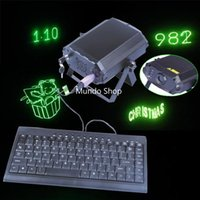 auto keyboard program - DHL mW Green Mini Party Laser can editting Input program With Keyboard Easy to Control Holiday and Party Lights Lights