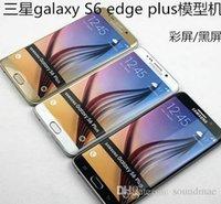 Wholesale NOTE7 Non Working Size Dummy phone Model SAM S7 S6 edge plus OPP BAG
