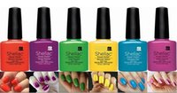 Wholesale 2016 New arrival colors power polish nail gel with retail package DHL free
