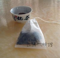 beijing teas - Beijing post Easy BAG trumpet x83mm wire pulling type filter bag tea bag tea bag