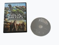 Wholesale hot Teenage Mutant Ninja Turtles Out of the Shadows blu ray BD DVD also have normal US version dvd with from i power