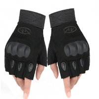 air lift table - Sports gloves tactical fitness outdoor semi finger climbing protective bicycle air permeability non slip weight lifting driving gloves