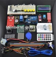 airplane suite - UNO R3 KIT Upgraded version for Arduino Starter Kit RFID Learn Suite Stepper Motor ULN2003 set