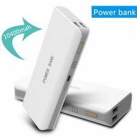 Wholesale Mobile Power Bank mAh Portable External Backup Power Battery Charger Pack for iPhone s s HTC Samsung s4 s5