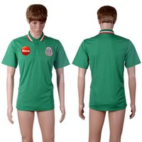 ball state soccer - Free Name And Number NEW Arrival Sport Jersey Men POLOS Foot ball T shirt The United States of Mexico Team Shirt Soccer Tee