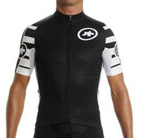 Wholesale assos SS mangussta S7 Men Cycling Jersey Bike Clothes Bicycle Clothing Maillot Ciclismo Quick Dry Cyclewear Riding Sportswear