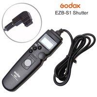 alpha switches - Godox Digital Timer Shutter Remote Controller Switch Cord EZb S1 For Alpha DSLR A100 SLR SLR SLR SLR A700